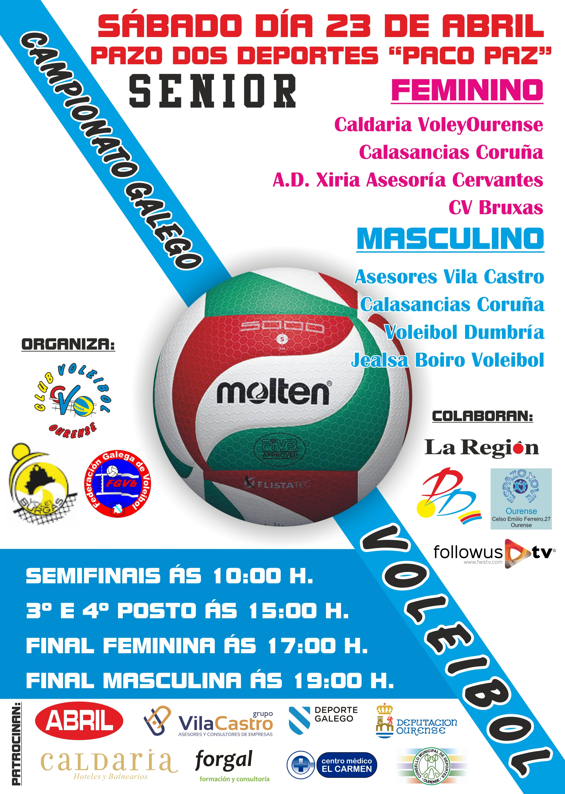 Campeonato Gallego Senior [13948]