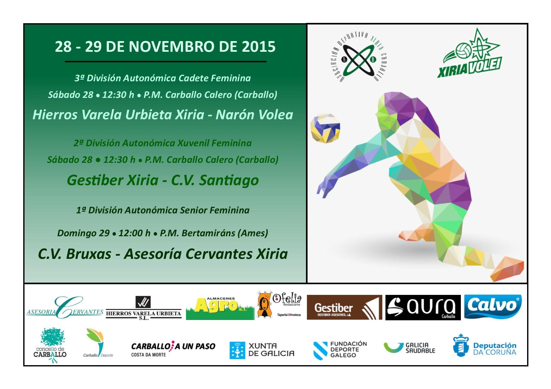 Cartel 28-29 novembro 2015